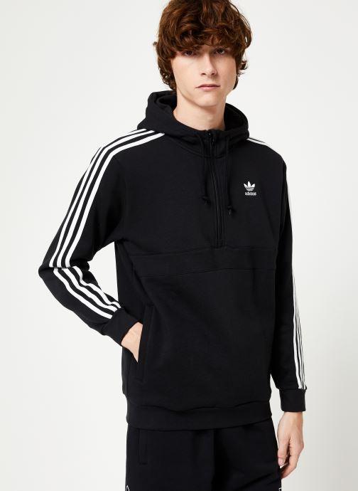 Vêtements adidas originals 3-Stripes Hz Noir vue droite