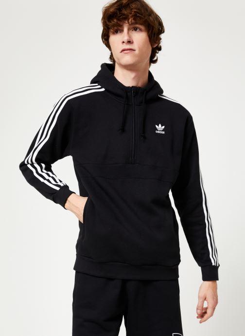 Vêtements adidas originals 3-Stripes Hz Noir vue détail/paire