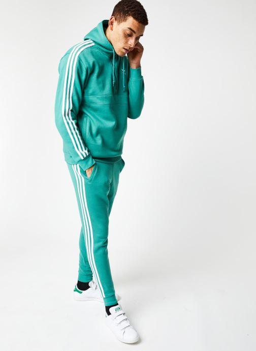 Vêtements adidas originals 3-Stripes Hz Vert vue bas / vue portée sac
