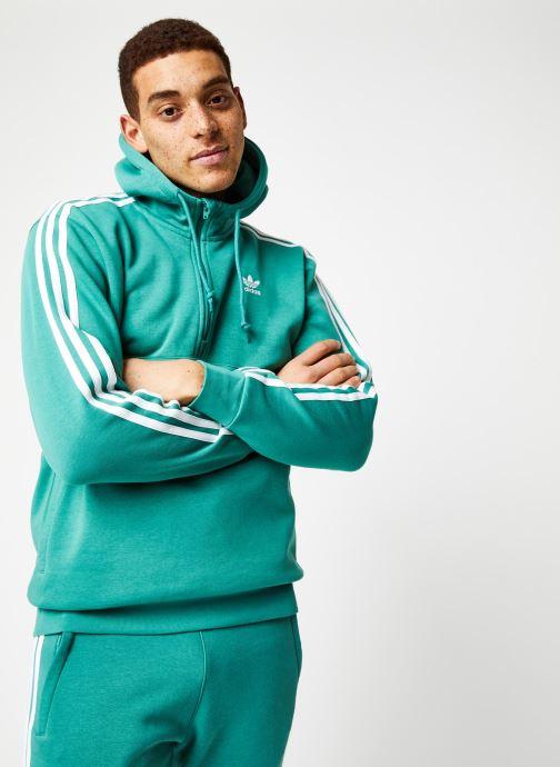 Vêtements adidas originals 3-Stripes Hz Vert vue droite