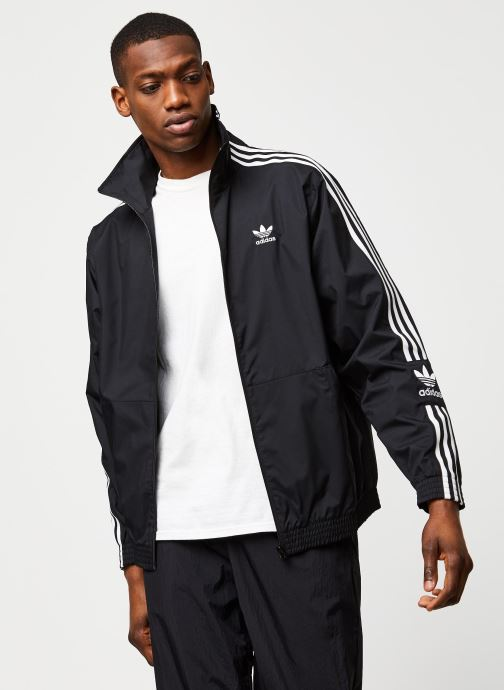 Vêtements adidas originals Lock Up Tt Noir vue détail/paire