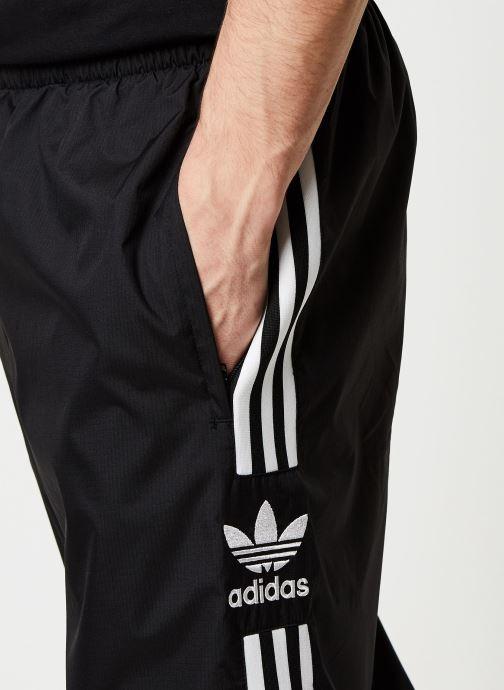 Vêtements adidas originals Lock Up Tp Noir vue face