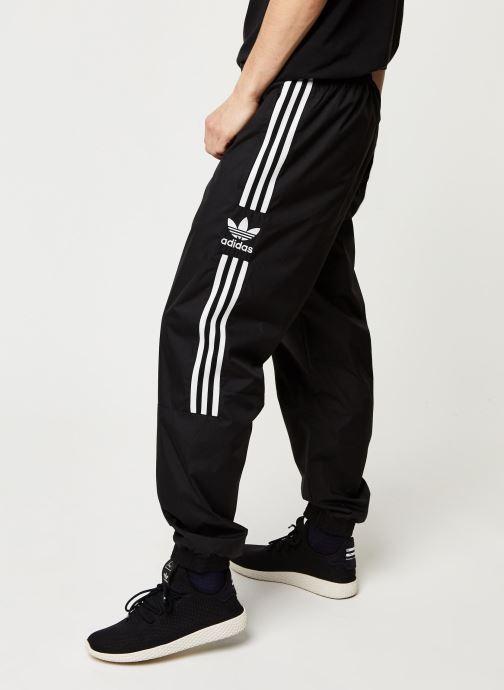 Vêtements adidas originals Lock Up Tp Noir vue détail/paire