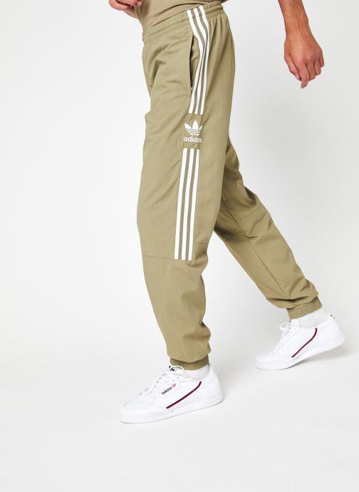 Tøj adidas originals Lock Up Tp Grøn detaljeret billede af skoene