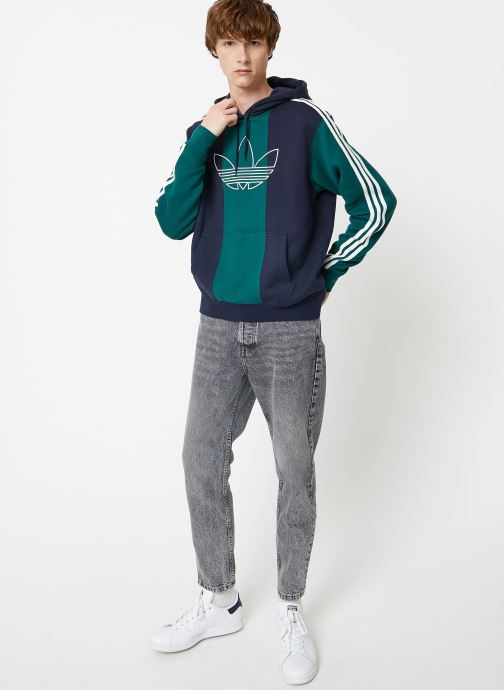Tøj adidas originals Off Court Trefo Grøn se forneden