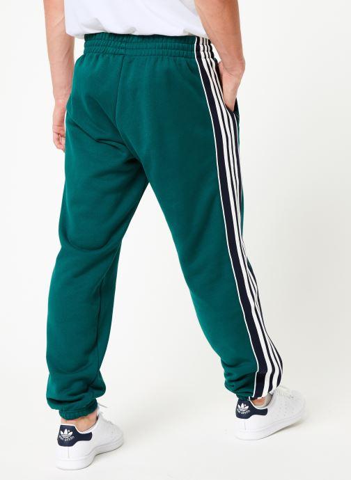 Tøj adidas originals 3 Stripe Panel Grøn se skoene på