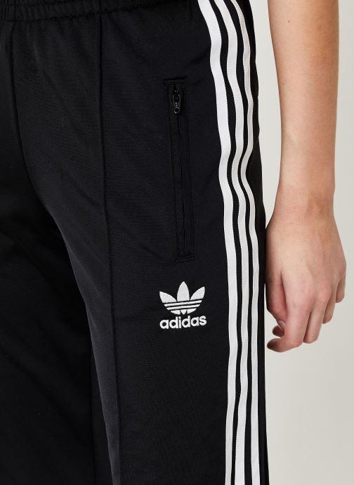 Vêtements adidas originals Firebird Tp Noir vue face