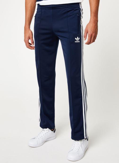 Vêtements adidas originals Firebird Tp Bleu vue détail/paire