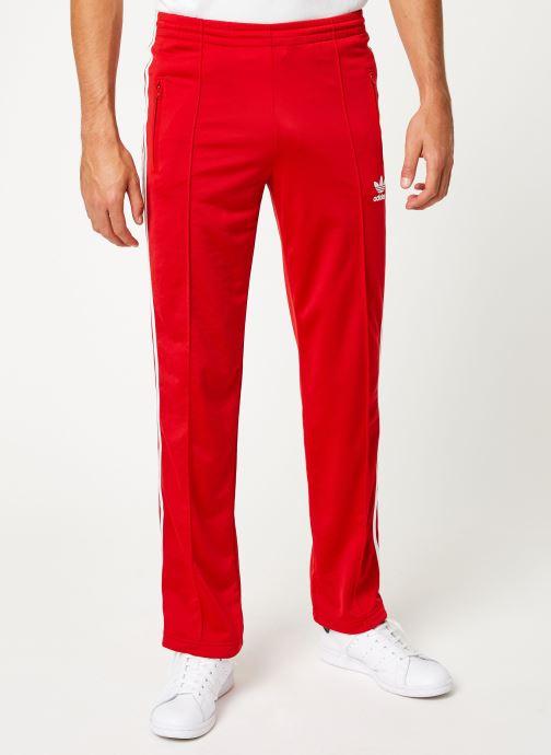 Vêtements adidas originals Firebird Tp Rouge vue détail/paire