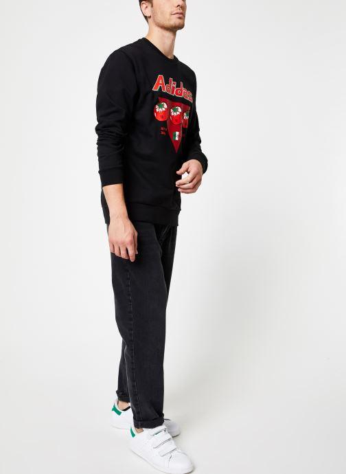 adidas originals Sweatshirt - Bodega Can Crew (Noir) - Vêtements (399263)