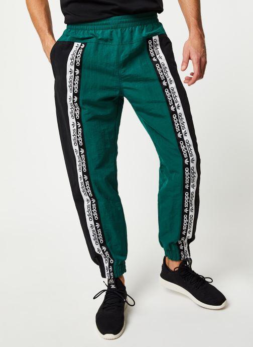 Vêtements adidas originals Vocala Tp Vert vue détail/paire