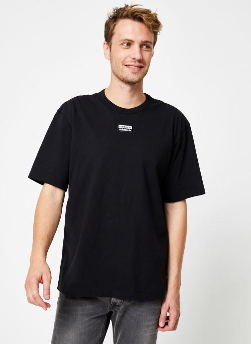 adidas originals T shirt R.Y.V. Tee (Noir) Vêtements
