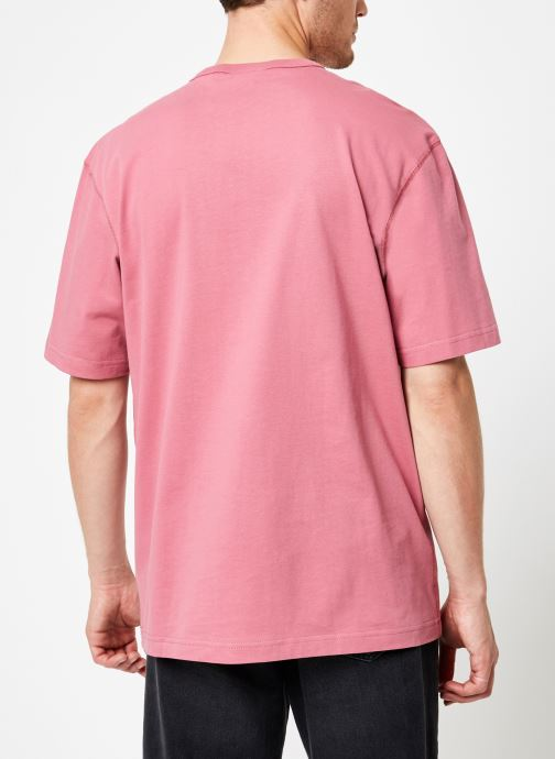 Kleding adidas originals R.Y.V. Tee Roze model