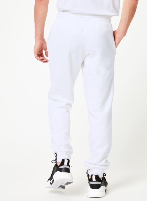 Vêtements adidas originals R.Y.V Sweatp Blanc vue portées chaussures