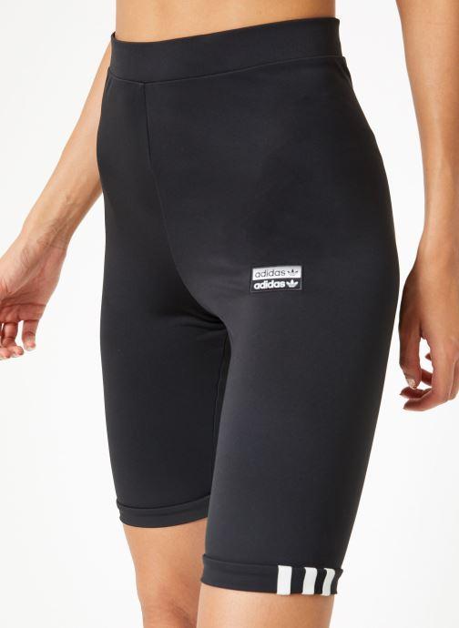 Vêtements adidas originals Cycling Tights Noir vue détail/paire