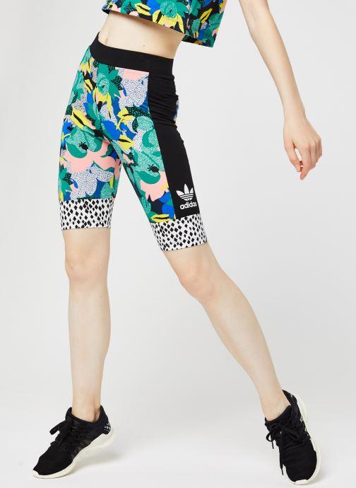 Vêtements adidas originals Cycling Tights Multicolore vue détail/paire