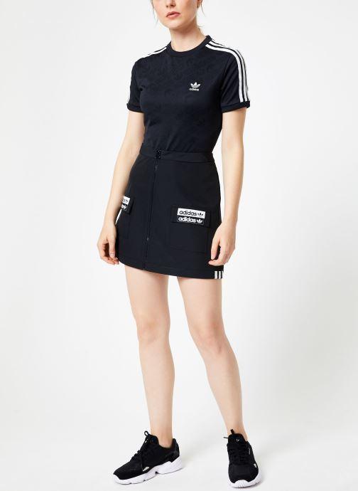 adidas originals Body - Ss Body (Noir) - Vêtements chez Sarenza (399309) 6fZx8