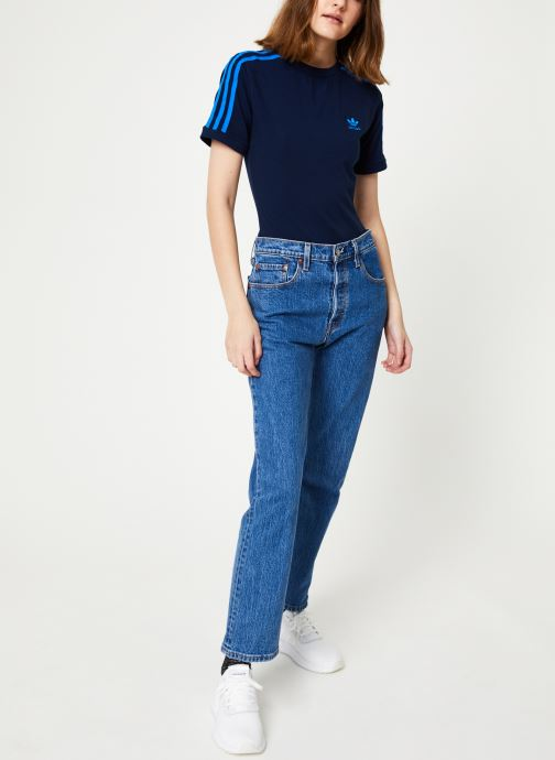 adidas originals Body - Ss Body (Bleu) - Vêtements (399358)