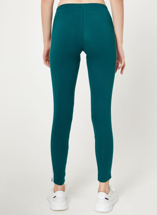 Kleding adidas originals 3 Str Tight Groen model