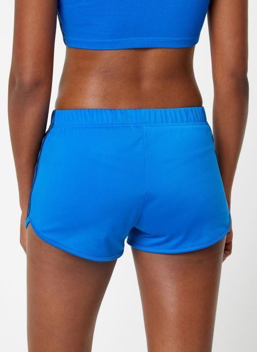 Kleding adidas originals 3 Str Short Blauw model