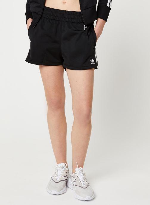 Vêtements adidas originals 3 Str Short Noir vue détail/paire