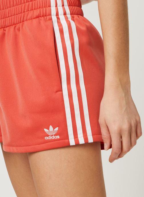 Vêtements adidas originals 3 Str Short Orange vue face