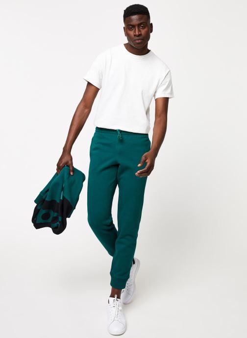 Vêtements adidas originals Vocal Swpant Vert vue bas / vue portée sac