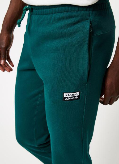Vêtements adidas originals Vocal Swpant Vert vue face