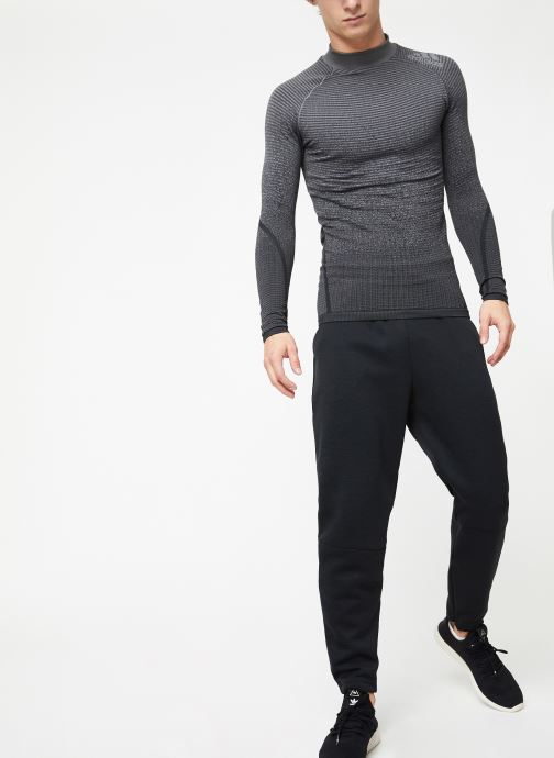 Vêtements adidas performance Ask 360 Ls Sl Gris vue bas / vue portée sac