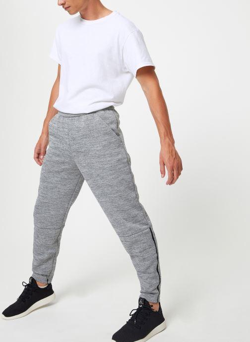 Vêtements adidas performance M Zne Pt Gris vue bas / vue portée sac