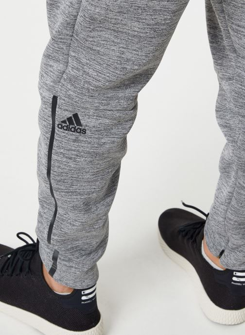 Vêtements adidas performance M Zne Pt Gris vue face