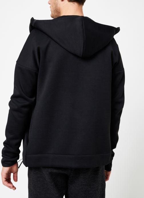 adidas performance Sweatshirt hoodie - M Zne Hd Fr (Noir) - Vêtements chez Sarenza (399473) VHKU1