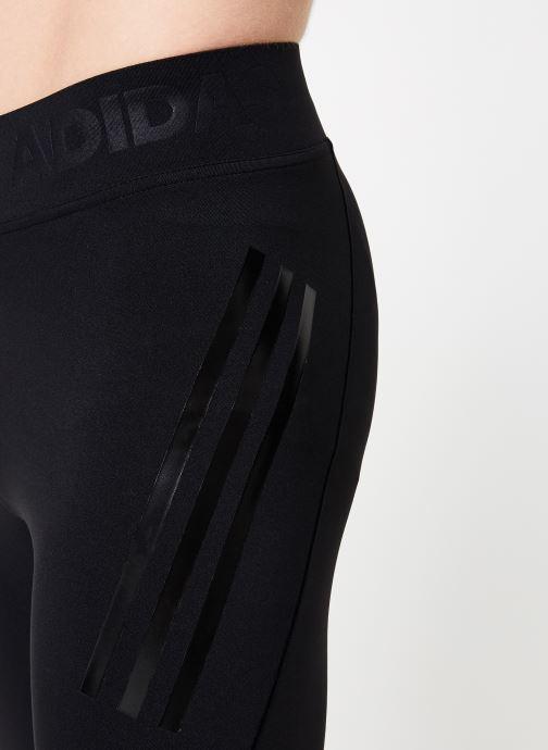 Vêtements adidas performance Ask Tec St 3S Noir vue face