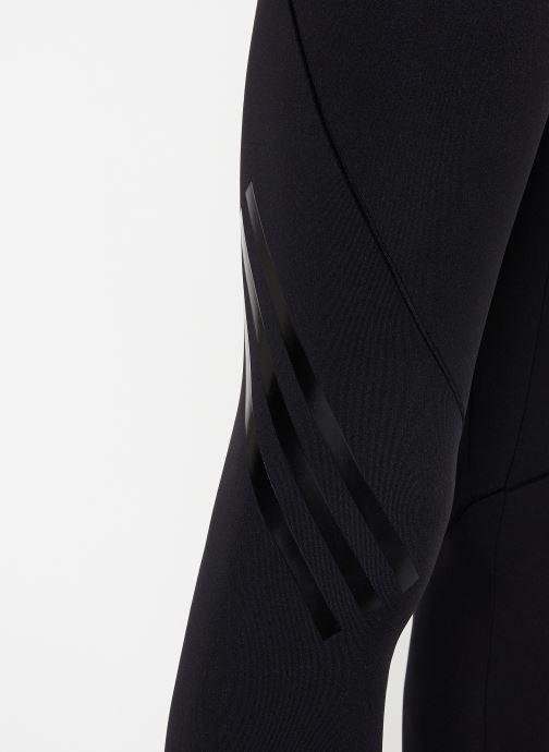Kleding adidas performance Ask Tec 34T 3S Zwart voorkant