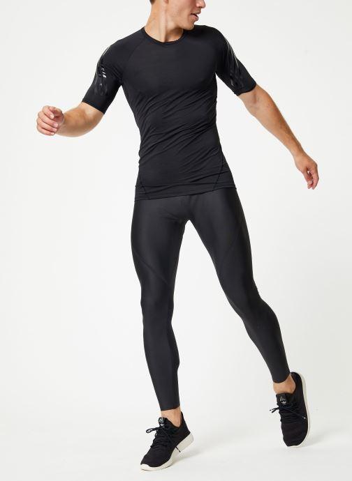 Vêtements adidas performance Ask 360 Lt L Noir vue bas / vue portée sac
