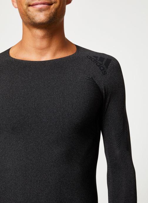 Vêtements adidas performance Ask 360 Ls 3S D Noir vue face