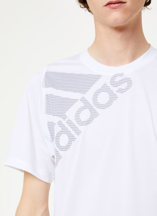 Vêtements adidas performance Fl_Spr Gf Bos Blanc vue face