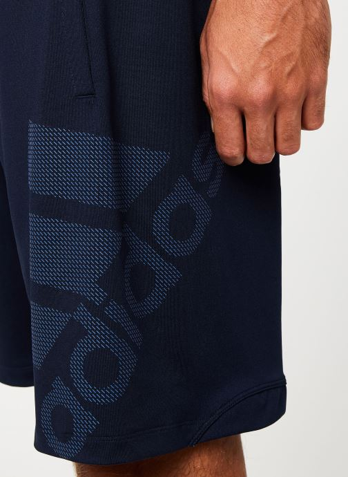 Vêtements adidas performance 4K_Spr Gf Bos Bleu vue face