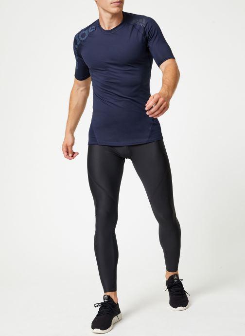 adidas performance T-shirt - Ask Spr Ss Bos (Bleu) - Vêtements (399537)