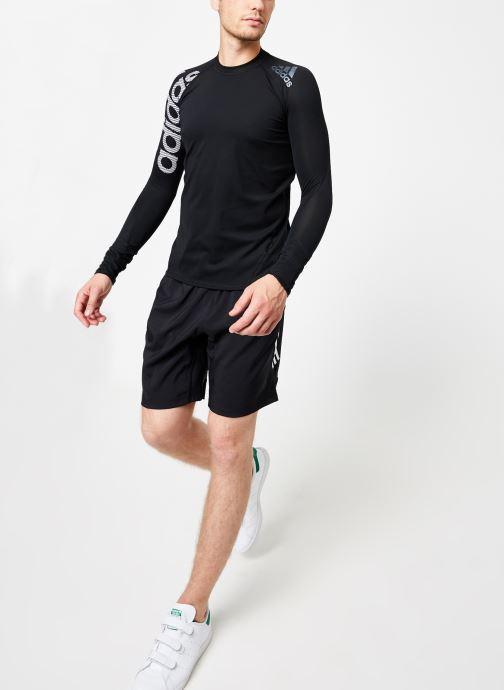 Kleding adidas performance Ask Spr  Ls Bos Zwart onder