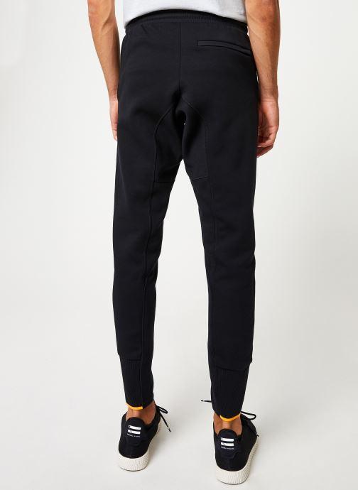 Vêtements adidas performance M V Pant Noir vue portées chaussures