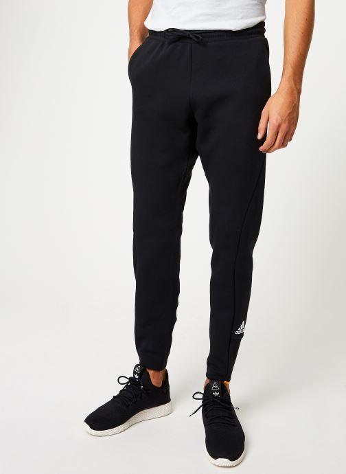 Vêtements adidas performance M V Pant Noir vue détail/paire