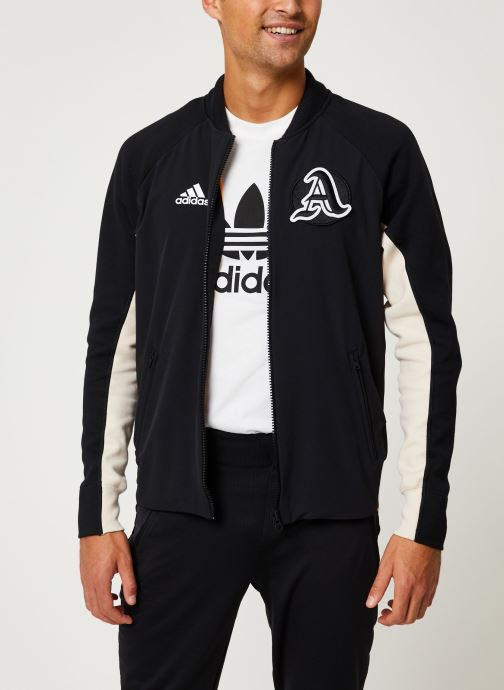 Vêtements adidas performance M V.City Jacket Noir vue droite