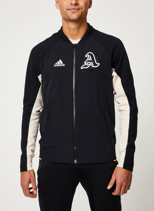 Kleding adidas performance M V.City Jacket Zwart detail