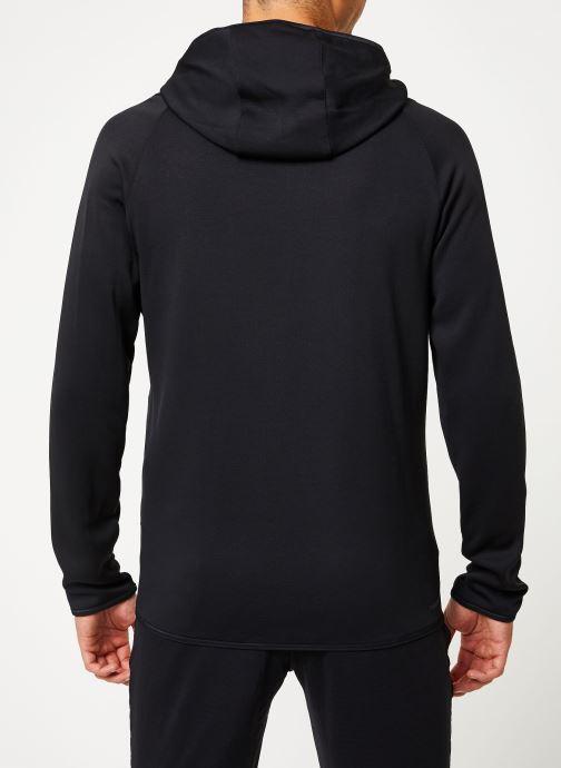 ADIDAS Sweatshirt à Capuche Zne Hoody Homme Noir