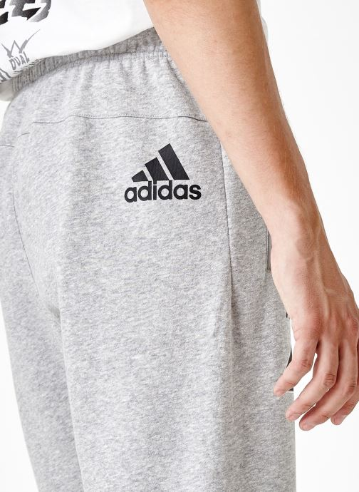 Vêtements adidas performance Id Fl Grfx Pt Gris vue face