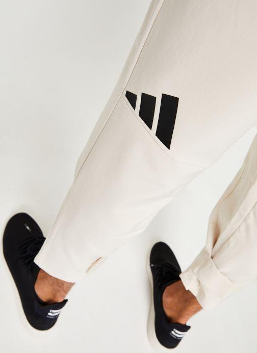 Vêtements adidas performance Tp 7/8 Pant Beige vue face