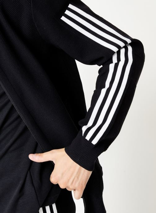 Vêtements adidas performance M Id Knit Tt Noir vue face