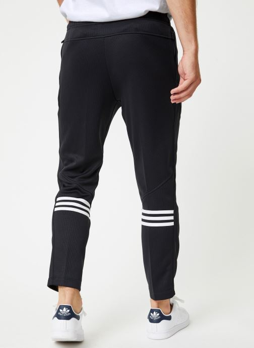Vêtements adidas performance Daily 3S Pant Noir vue portées chaussures