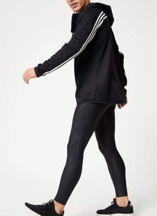 adidas performance Sweatshirt hoodie - Daily 3S Hoodie (Noir) - Vêtements (399456)